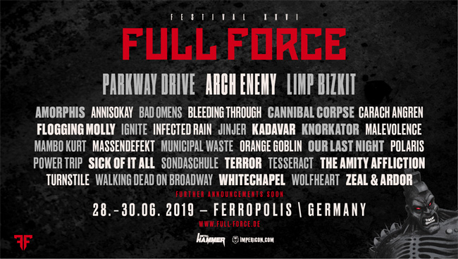With Full Force